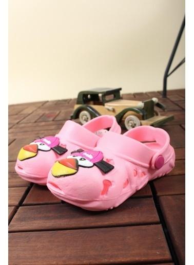Oksit Sandalet Pembe